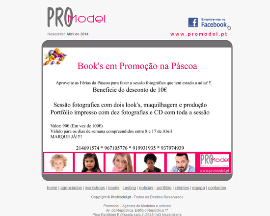 Promodel - Newsletters